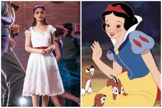 """Disney adaptasi """"Snow White"""" dalam bentuk film live action"""