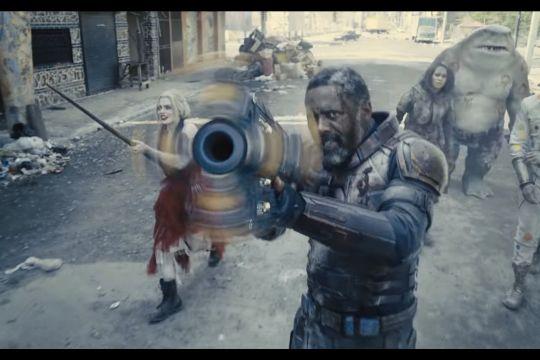 "Cuplikan terbaru ""Suicide Squad"" fokus tampilkan Bloodsport"