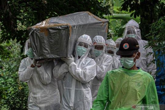 Dua pasien COVID-19 di Kapuas Hulu meninggal dunia
