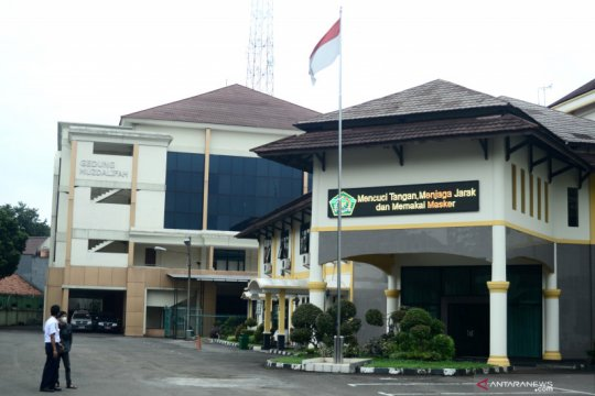 Kasus COVID-19 melonjak, Kementerian Agama izinkan Asrama Haji jadi lokasi isolasi