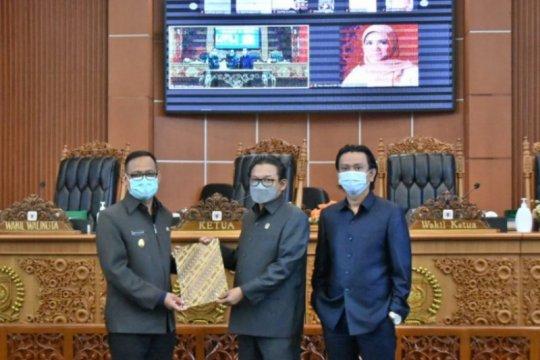 DPRD Depok setujui Raperda RPJMD 2021-2026