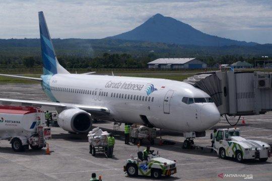 Garuda batalkan penerbangan ke Gorontalo hingga 20 Juli