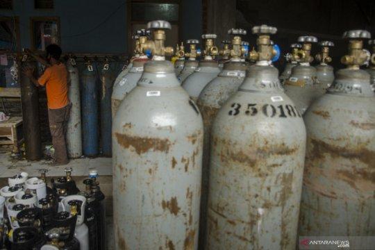 Kemarin, PT PP raih kontrak Rp6,7 T hingga ketersediaan tabung oksigen