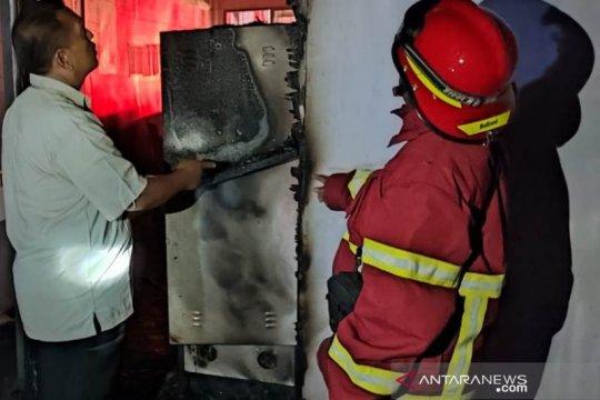 Ruang administrasi Lapas Meulaboh Aceh terbakar
