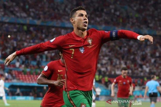 Melihat lagi momen penting 16 tim yang lolos ke fase gugur Euro 2020
