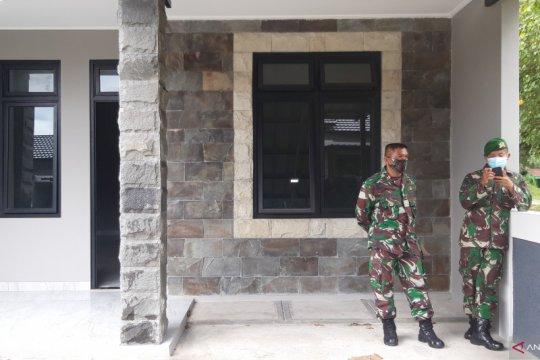 TNI AD siapkan rumah siap huni untuk prajurit yang bertugas di Papua