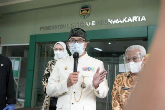 Ridwan Kamil dorong pemkab/pemkot siapkan hotel sebagai tempat isolasi
