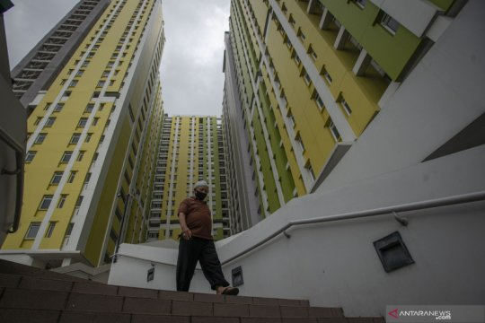 Fasilitas 184 tempat isolasi baru di Jakarta hasil dari kolaborasi