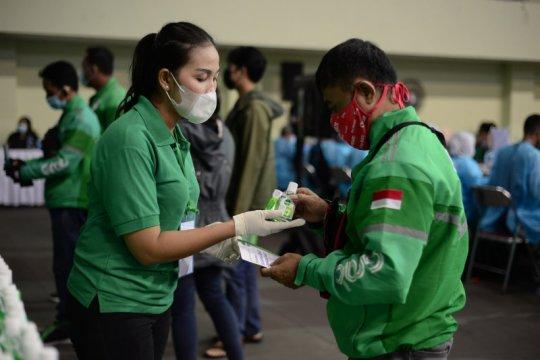 Dettol hadirkan solusi produk sanitasi pada layanan vaksinasi massal