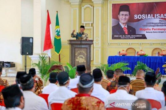 DPD minta pemda bantu tingkatkan pendapatan petani Sulawesi Barat