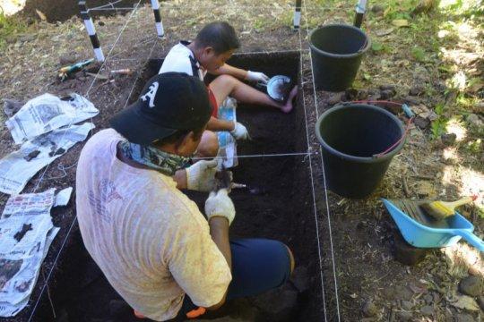 Arkeolog teliti potensi peninggalan megalitikum di Maluku Utara