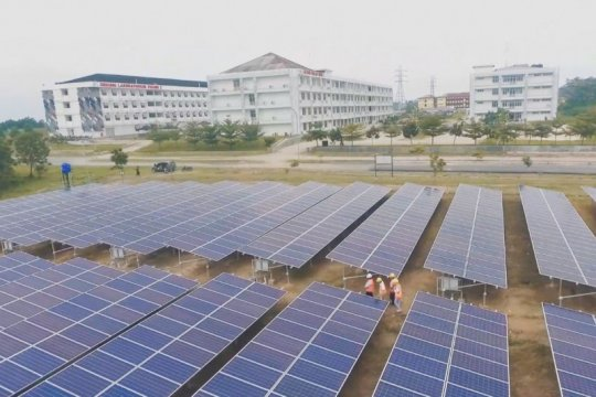 DEN dorong pengembangan energi rendah karbon