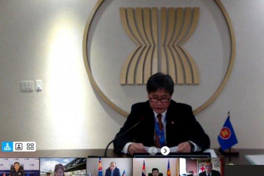 ASEAN, ICRC tekankan perlunya adaptasi kolektif hadapi risiko bencana