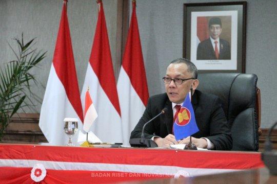 ASEAN dorong kerja sama Iptekin untuk kolaborasi penanganan COVID-19