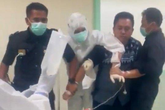 Pasien positif COVID-19 serang petugas medis di RSUD Pasar Minggu