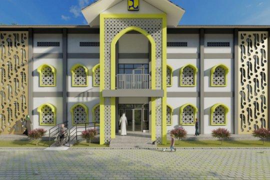 Kementerian PUPR bangun rusun Rp2,4 miliar untuk Ponpes di Kulon Progo
