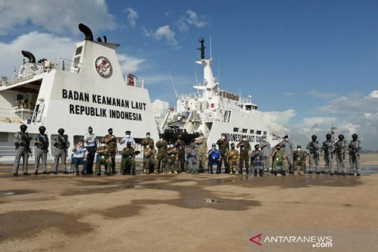 17 atase pertahanan negara sahabat kunjungi Batam