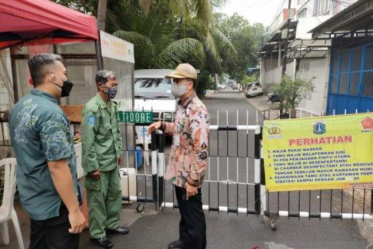 Empat kelurahan di Gambir terapkan sistem satu pintu