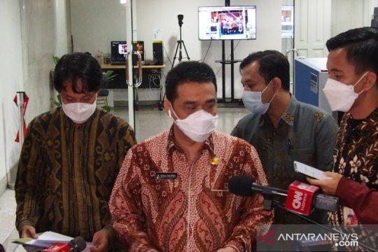 Penggunaan truk angkut jenazah COVID-19 di DKI Jakarta baru simulasi
