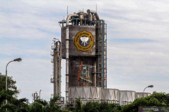 Operasional pabrik PT Pupuk Iskandar Muda terhenti