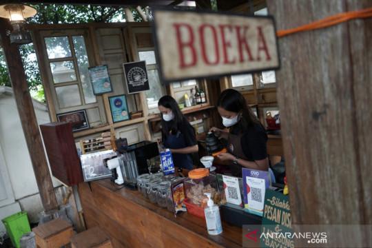 Sejumlah restoran di Yogyakarta pilih tutup saat perpanjangan PPKM