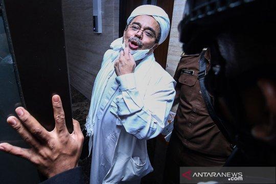 Kemarin, vonis Rizieq Shihab hingga sidak PPKM mikro di Jakarta