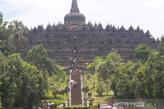 Dirut PT TWC dukung penutupan zona I Candi Borobudur