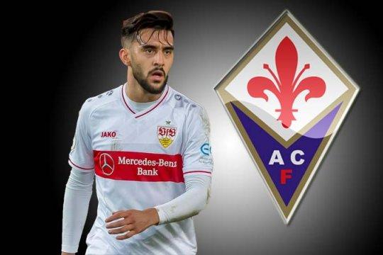 Nicolas Gonzalez sepakati kontrak lima tahun dengan Fiorentina