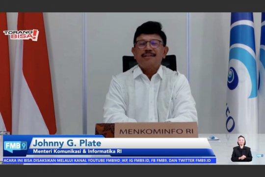 Kominfo pastikan telekomunikasi PON Papua lancar