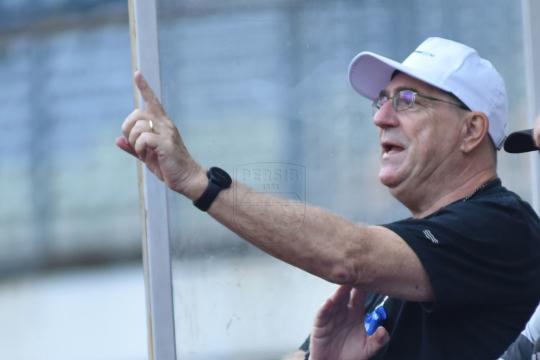Robert Alberts kembali soroti penyelesaian akhir skuad Persib