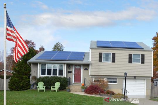 AS larang impor bahan panel surya dari perusahaan China