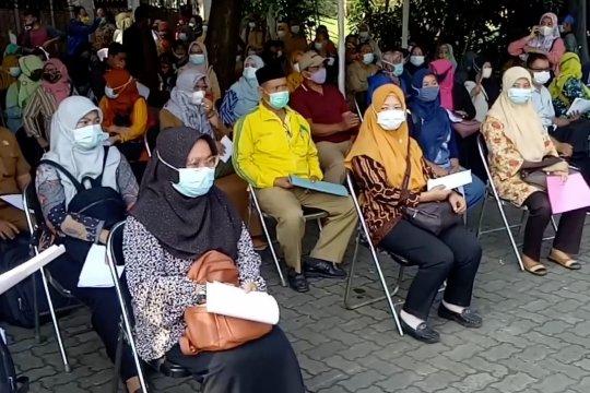 25.000 tenaga pendidik Kota Tangerang sudah divaksin