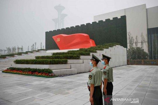 Peringatan seabad Partai Komunis China
