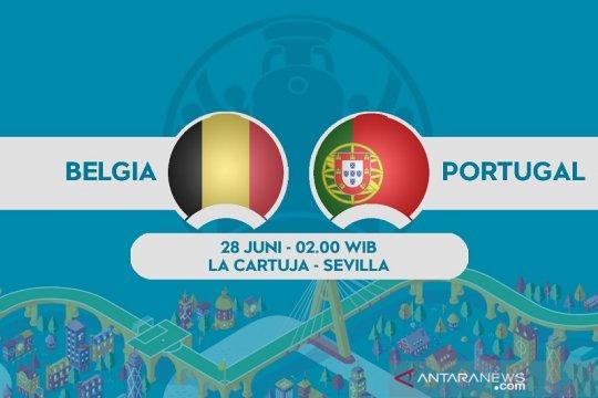 Belgia tidak mau cuma fokus jaga Ronaldo saat hadapi Portugal