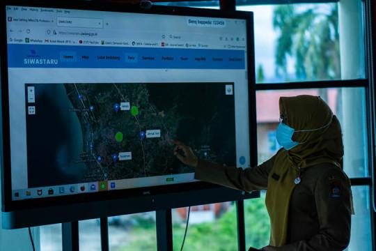 Pemkot Padang menghadirkan Siwastaru atasi permasalahan tata ruang