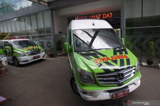Polda Metro siapkan ambulans antar pasien COVID-19 ke rumah sakit