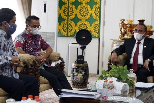 KSP sampaikan perkembangkan konflik agraria dua desa di Deli Serdang