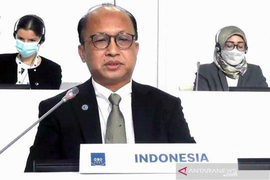 Komitmen Indonesia dukung tiga isu ketenagakerjaan di forum G20