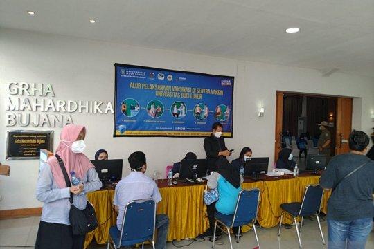 Puskesmas Pesanggrahan sasar mahasiswa untuk vaksinasi COVID-19