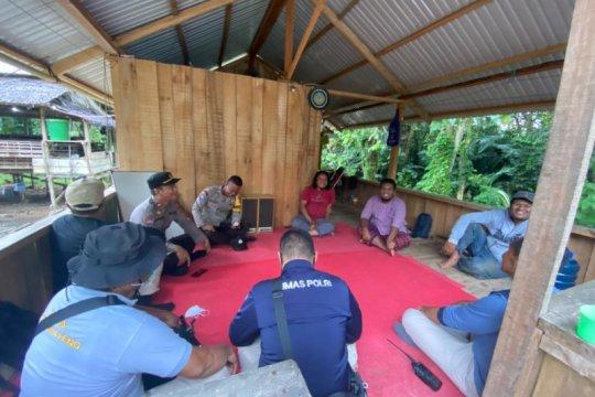 Satgas Mandago Raya kunjungi mantan Napiter Poso jadi peternak