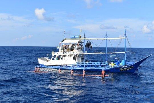 KKP amankan kapal pencuri ikan asal Malaysia dan Filipina