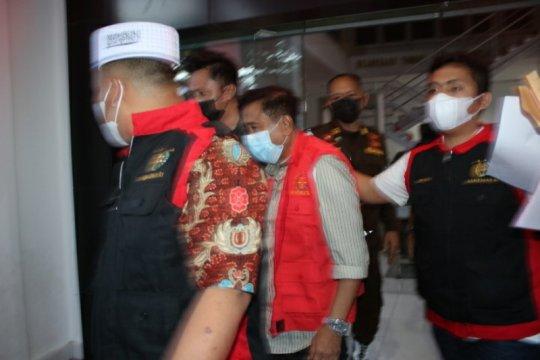 Mantan Sekda Banggai Laut ditahan terkait kasus korupsi