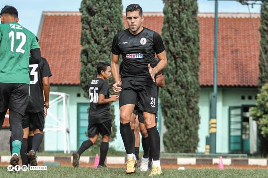 Fabiano Beltrame tak bakal perkuat PSS dalam Liga 1 2021