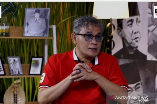 Budiman Sudjatmiko: Anak muda harus berpikir seperti Bung Karno