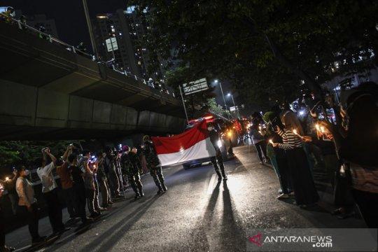 Jakarta kemarin, dari kasus tertinggi hingga pelarangan Shalat Jumat