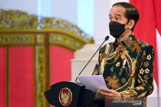 Presiden: Pemerintah perhatikan rekomendasi BPK soal pembiayaan APBN