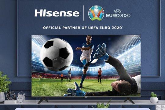 Hisense TV Android 4K dijual mulai Rp5 jutaan