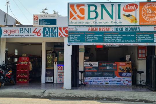 BNI: Agen46 terus berikan layanan perbankan kepada masyarakat
