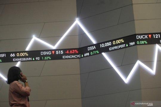 Kemarin, IHSG ditutup merah hingga prediksi ekonomi triwulan II 2021