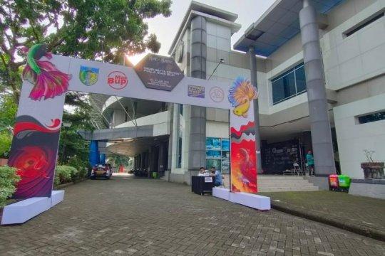 Kontes ikan cupang di Kediri diikuti peserta dari luar negeri